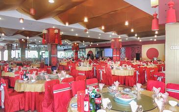 民族餐厅 1F