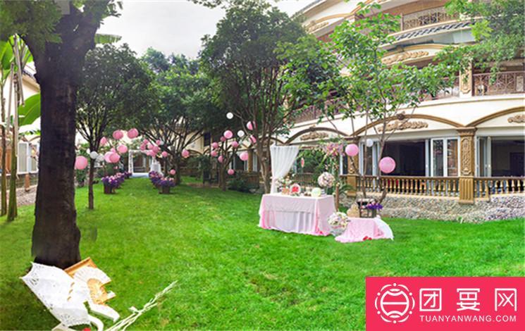 金牛望月花园酒楼婚宴图片