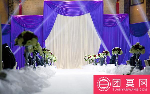 艾维格调婚宴图片