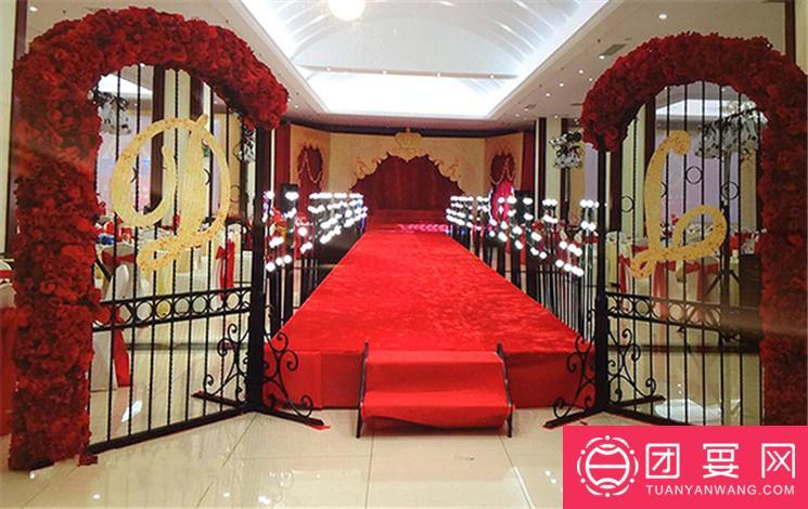 云培大厦温泉酒店婚宴图片