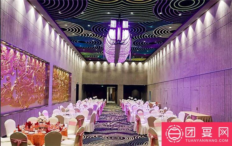 昆明滇池春天温泉酒店婚宴图片
