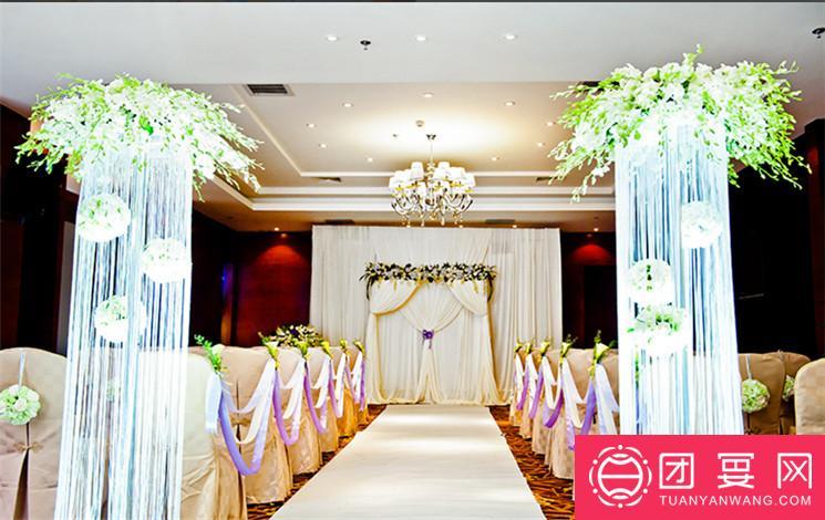 昆明文汇酒店婚宴图片