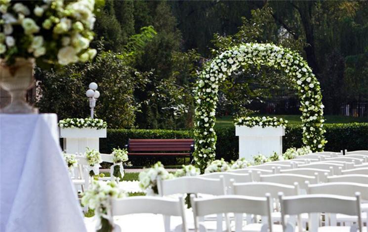 正尚花园酒店婚宴图片