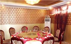 舒适典雅的宴会厅