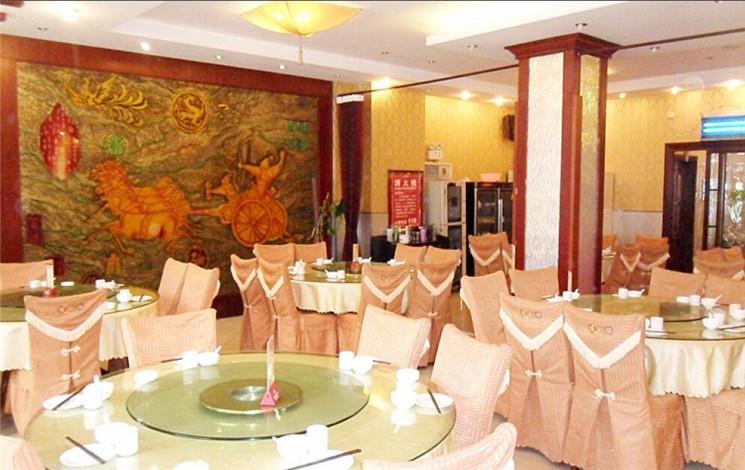 瑞贝卡大酒店婚宴图片