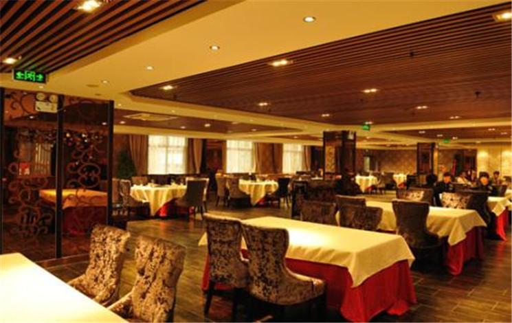 东方粤海大酒店婚宴图片