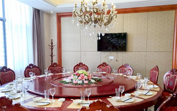 钰源饭店婚宴图片