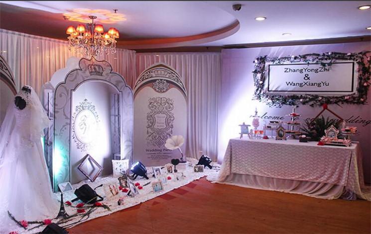 郑飞国际酒店婚宴图片