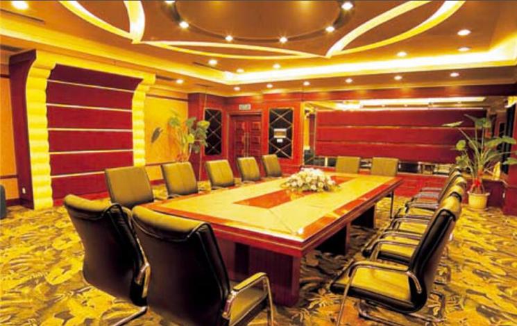 中州国际饭店农业路店婚宴图片
