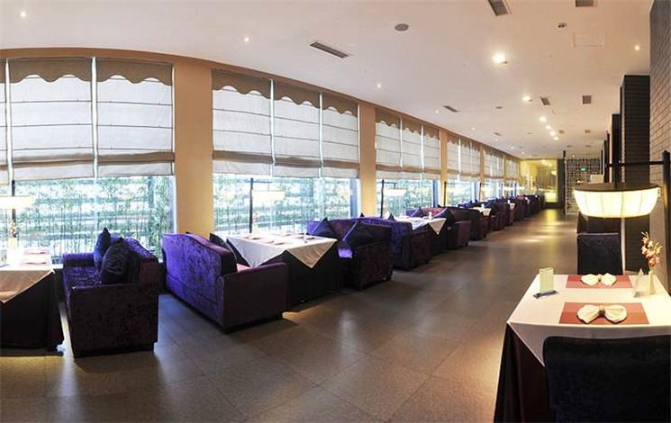 百利中州国际饭店婚宴图片