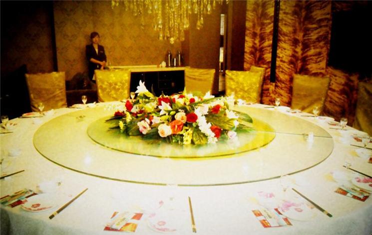 福临湘信酒楼婚宴图片