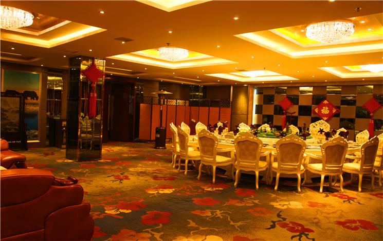 艾沐国际酒店婚宴图片
