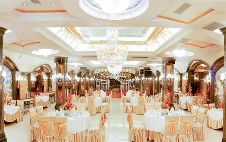 兴龙湾酒店婚宴图片