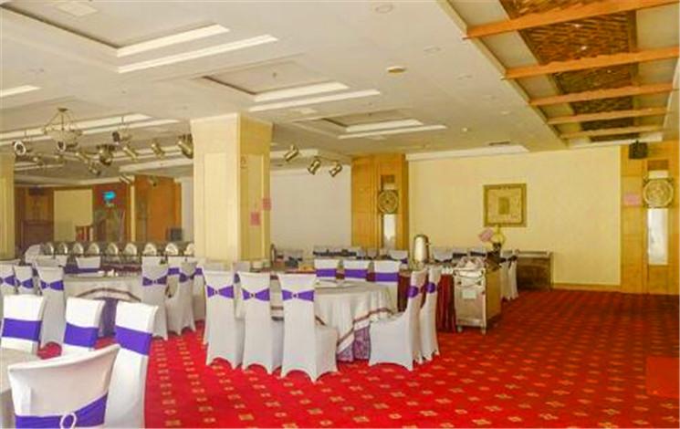 嵩阳饭店婚宴图片