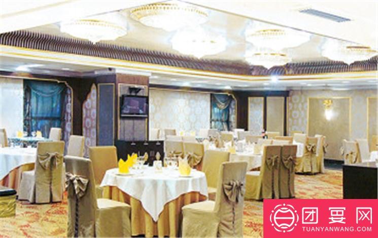 雅戈尔富宫大酒店婚宴图片