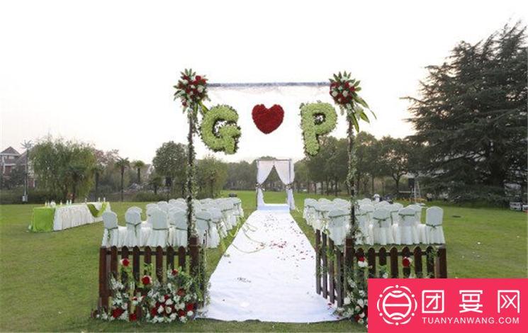 中华园大饭店婚宴图片