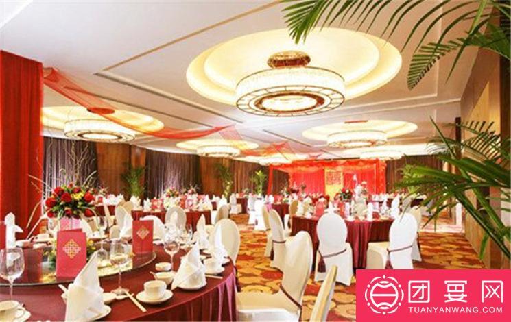 太湖高尔夫酒店婚宴图片