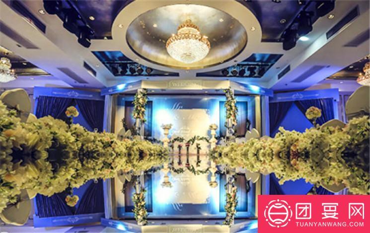 湖东一号婚礼喜宴会所婚宴图片