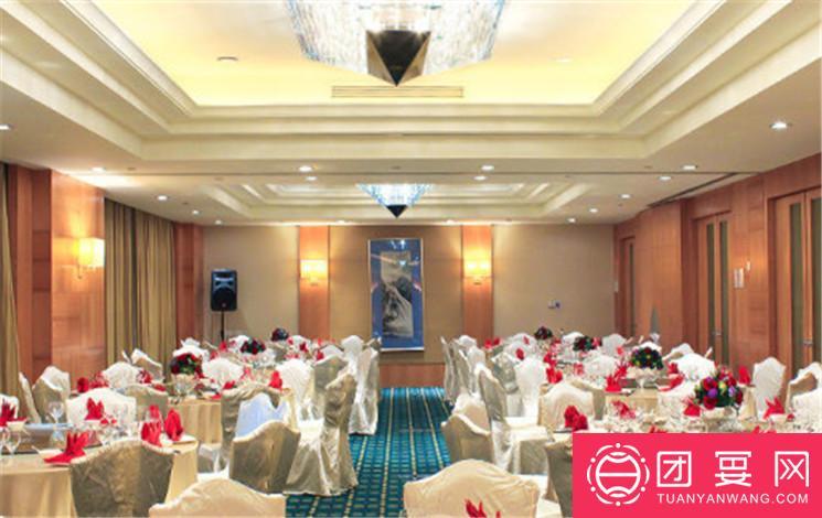 苏州尼盛万丽酒店婚宴图片