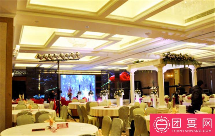 礼顿酒店婚宴图片