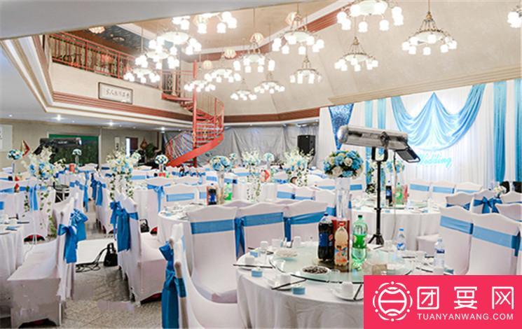 苏州三元宾馆婚宴图片