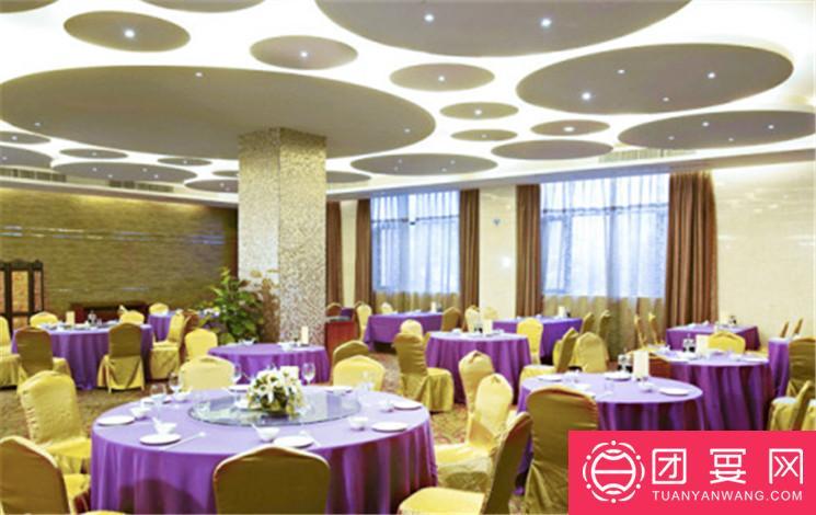 吴宫泛太平洋酒店婚宴图片