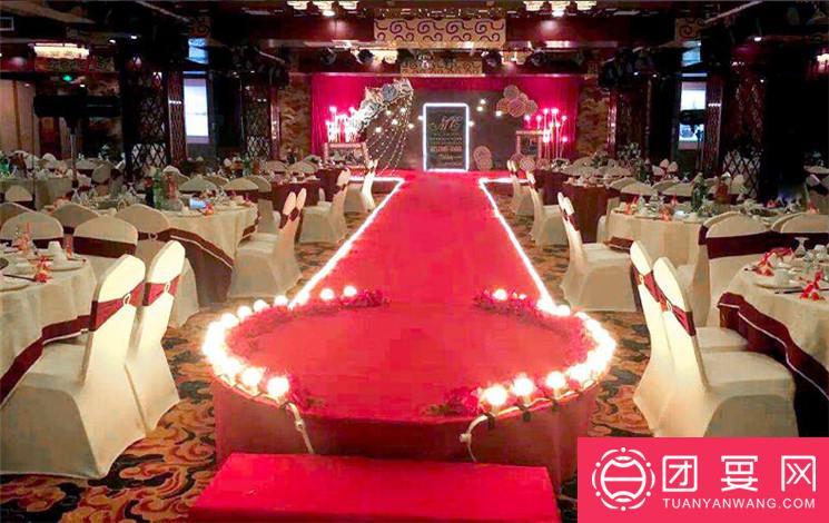 天香百合大酒店婚宴图片