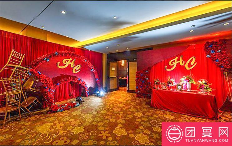 昆山万怡酒店婚宴图片