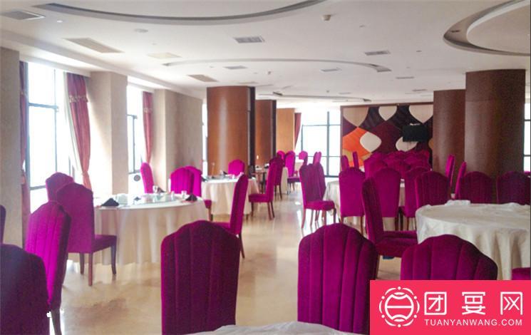 戗港饭店婚宴图片
