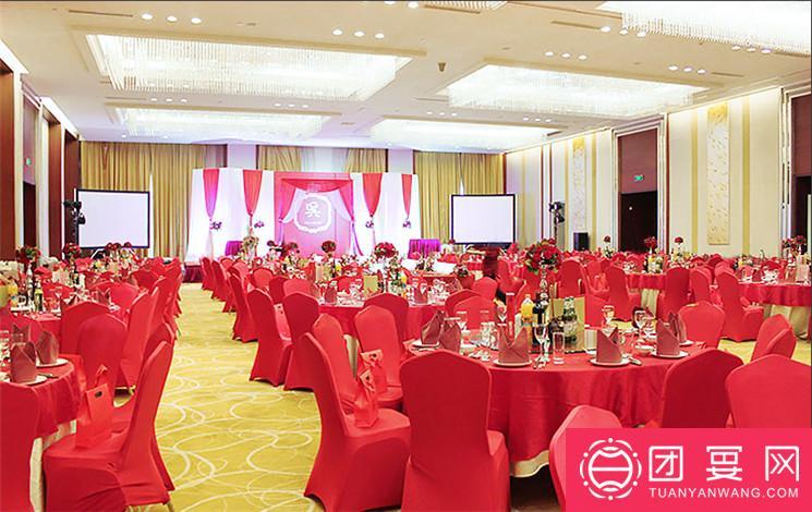 中青旅东方苏州静思园酒店婚宴图片