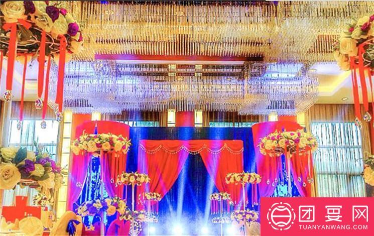索菲亚大酒店婚宴图片