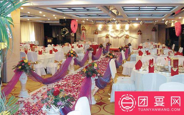 皇庭鲍翅馆婚宴图片
