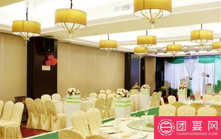湖滨楼大酒店婚宴图片