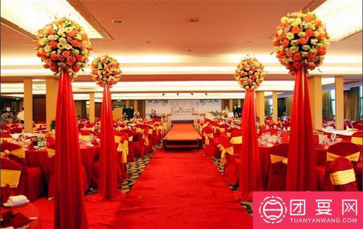杭州国际假日酒店婚宴图片