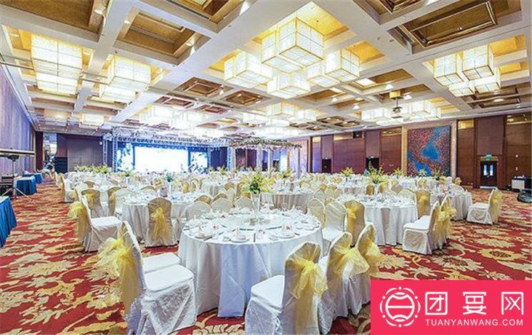 海外海皇冠假日酒店婚宴图片