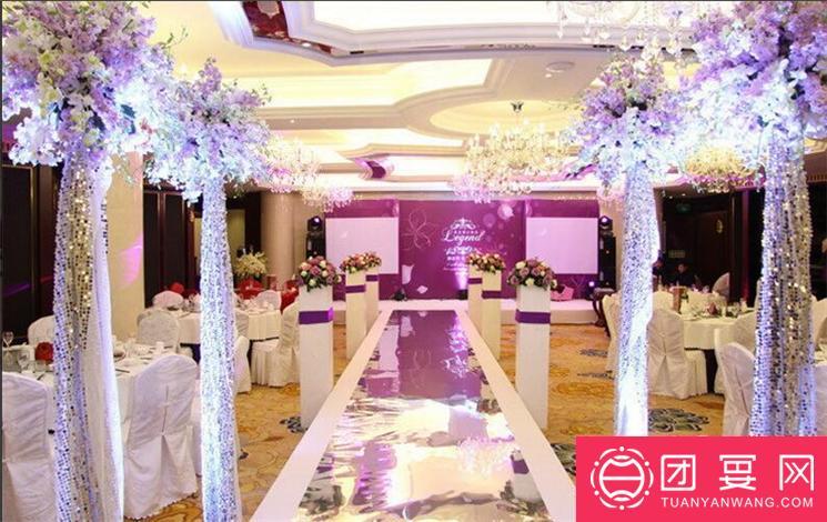 杭州粤尚西湖海鲜大酒楼婚宴图片