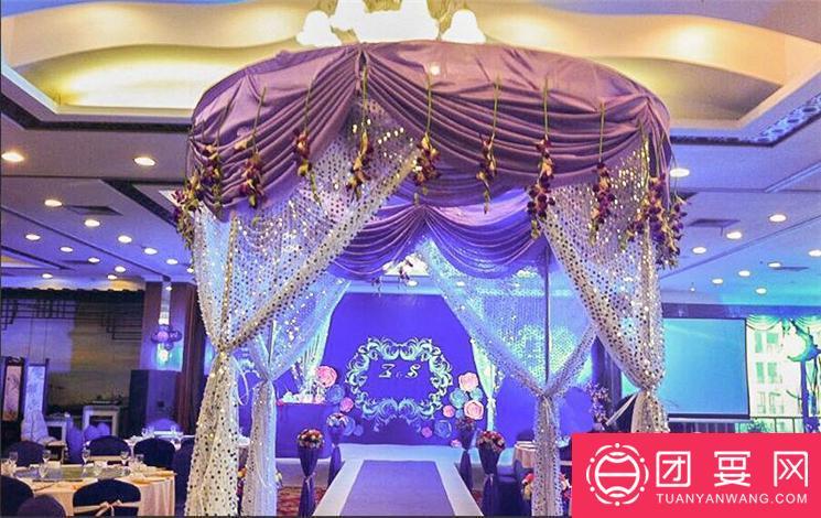 清水湾假日酒店婚宴图片