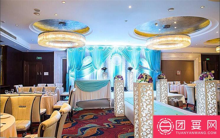 杭州好来登大酒店婚宴图片