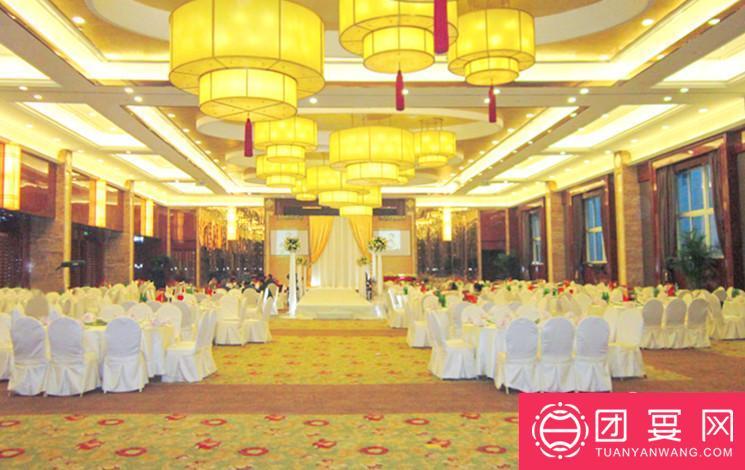 海外海国际大酒店婚宴图片