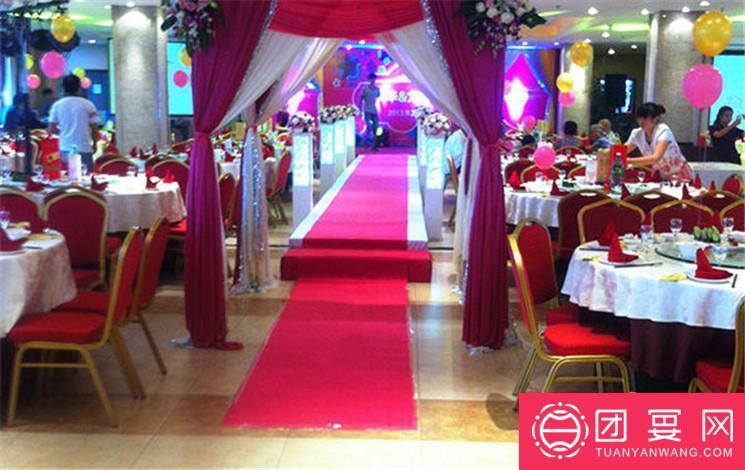 小江南酒店婚宴图片