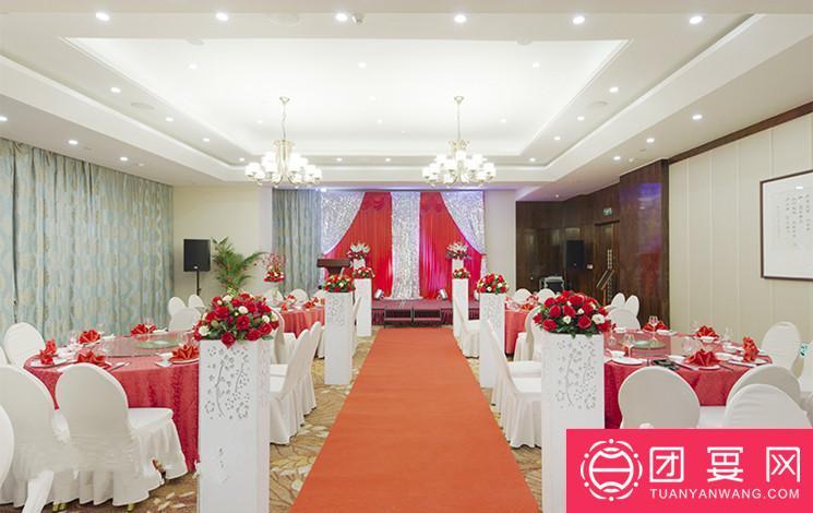 杭州梅子青酒店婚宴图片