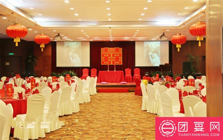 杭州致远大酒店婚宴图片