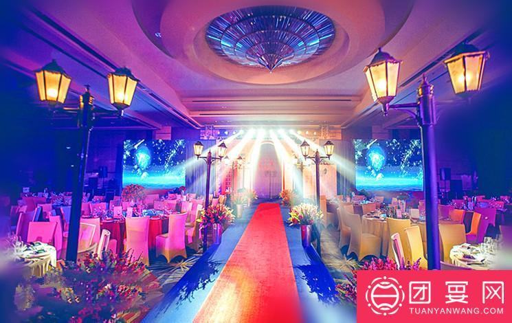 杭州JW万豪酒店婚宴图片