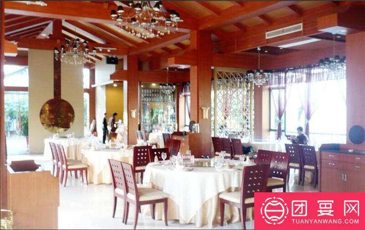 万怡园林餐厅婚宴图片