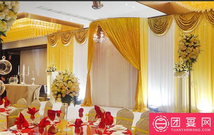 天汇大酒店婚宴图片