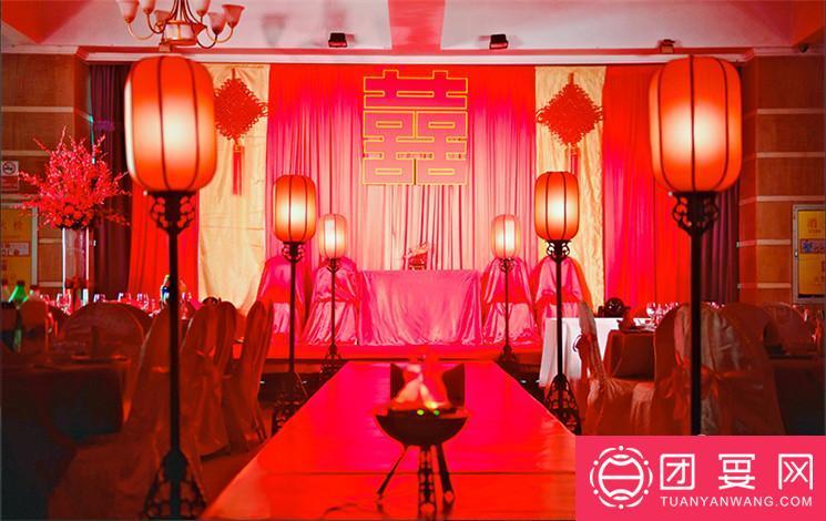 花港海航度假酒店婚宴图片