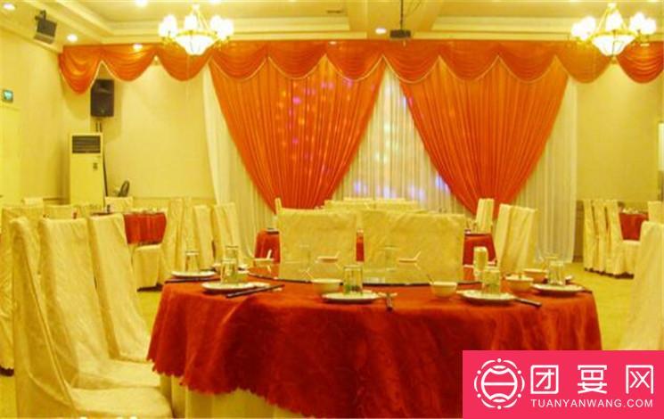 天河长廊生态酒店婚宴图片
