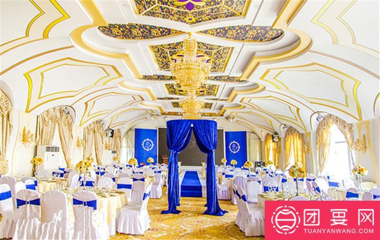 杭州湾国际大酒店婚宴图片