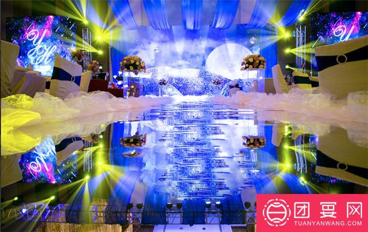宁波阳光豪生大酒店婚宴图片