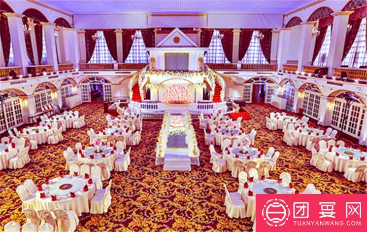 奥索兰大酒店婚宴图片